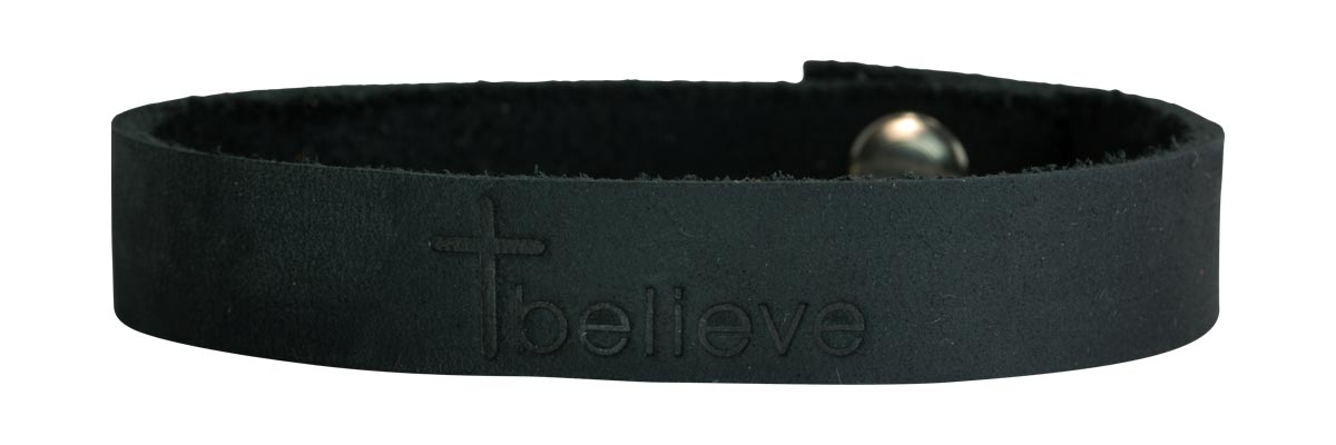 Black Believe bracelet