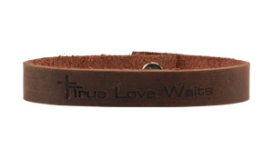 True Love Waits bracelet