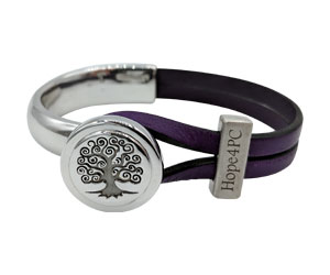 Hope for Pancreatic Cancer bracelet
